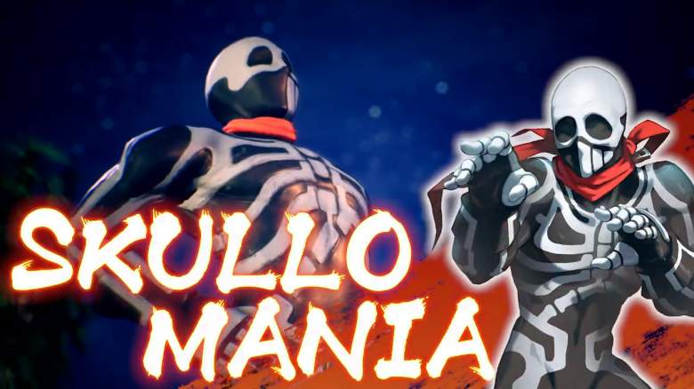 Skullomania Fighting EX Layer