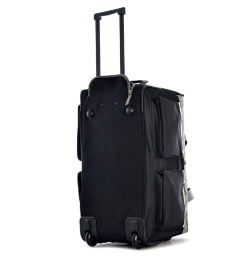 olympia luggage carry-on, best carry-on luggage, best carry-on expandable, best rockland carry-on