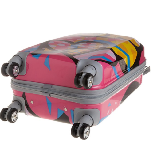 rockland carryon luggage, best carry-on luggage, best carry-on expandable, best rockland carry-on