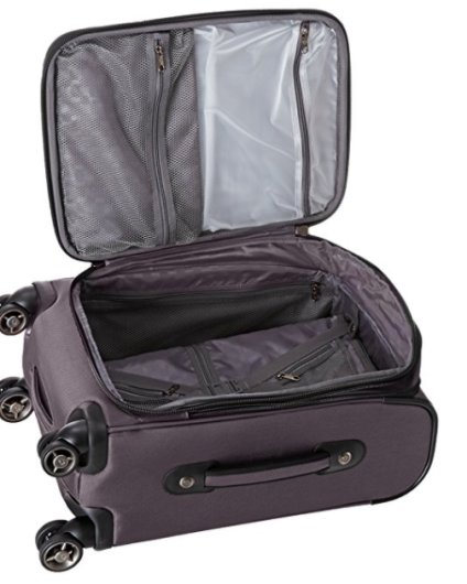 Samsonite carryon luggage, best carry-on luggage, best carry-on expandable, best rockland carry-on