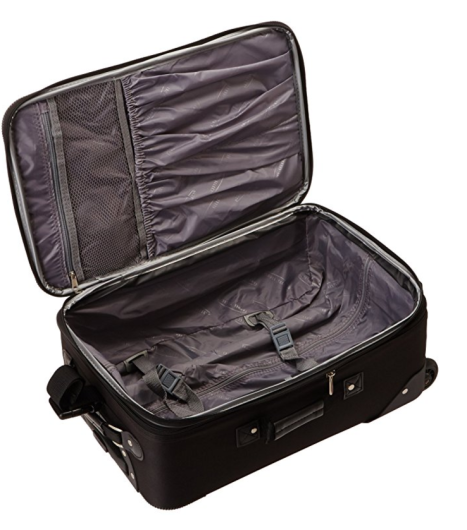 Travel Select Amsterdam, best carry-on luggage, best carry-on expandable, best rockland carry-on