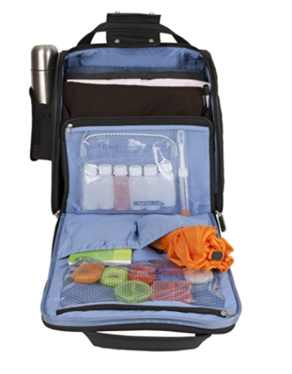 travelon best carryon, best carry-on luggage, best carry-on expandable, best rockland carry-on