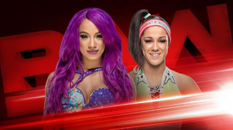 sasha banks bayley, sasha banks bayley raw, sasha banks bayley monday night raw