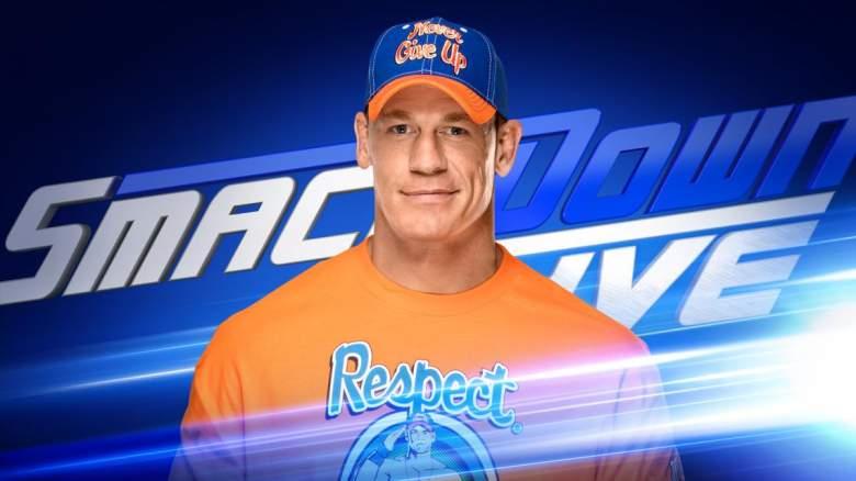 John Cena, John Cena wwe, John Cena smackdown live