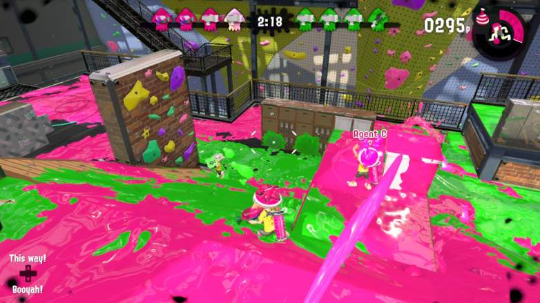 splatoon 2 review, splatoon 2, splatoon 2 nintendo switch