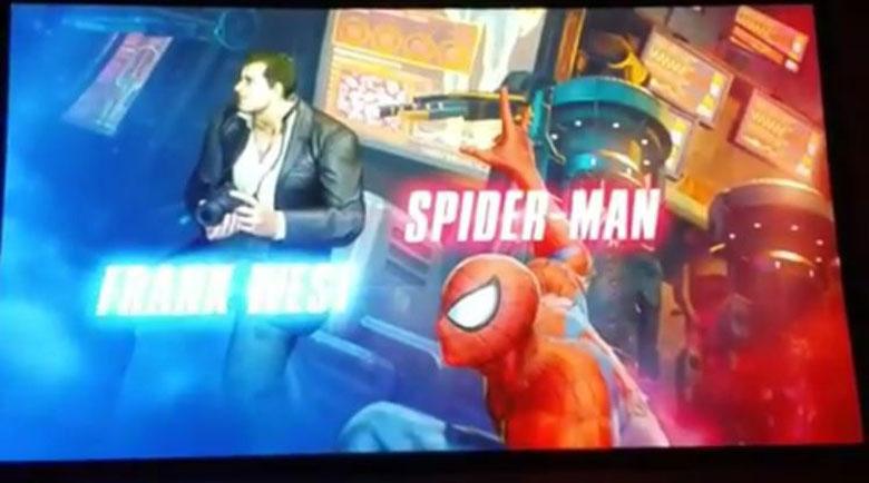 MVCI Spider Man