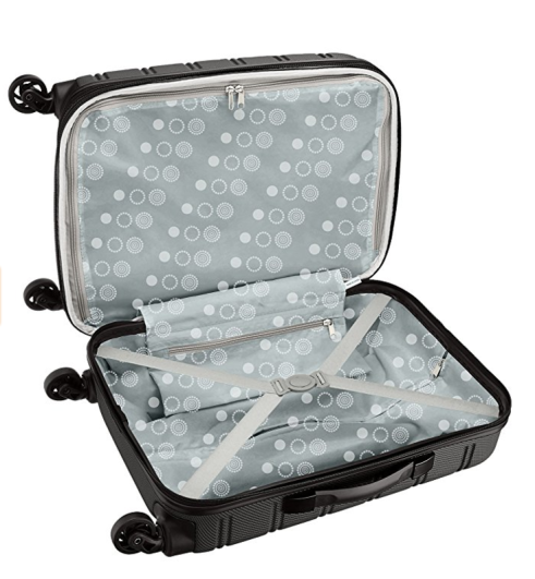 Rockland Melbourne Expandable, best carry-on luggage, best carry-on expandable, best rockland carry-on