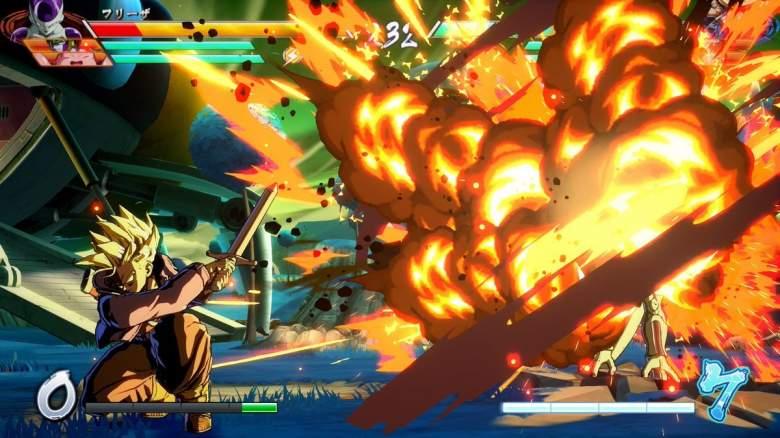 Dragon Ball FighterZ Trunks