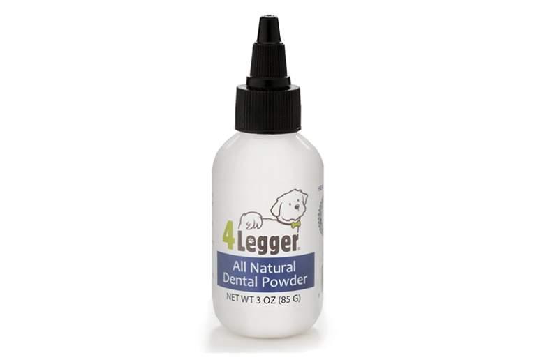 Image of 4-legger dog dental powder