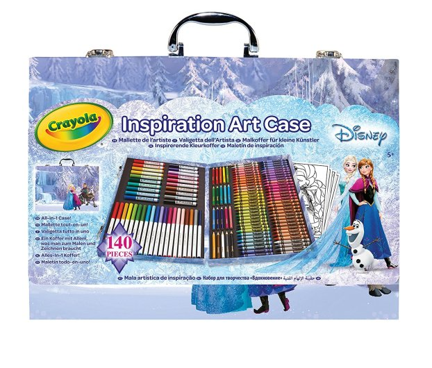 Crayola Frozen Inspiration Art Case