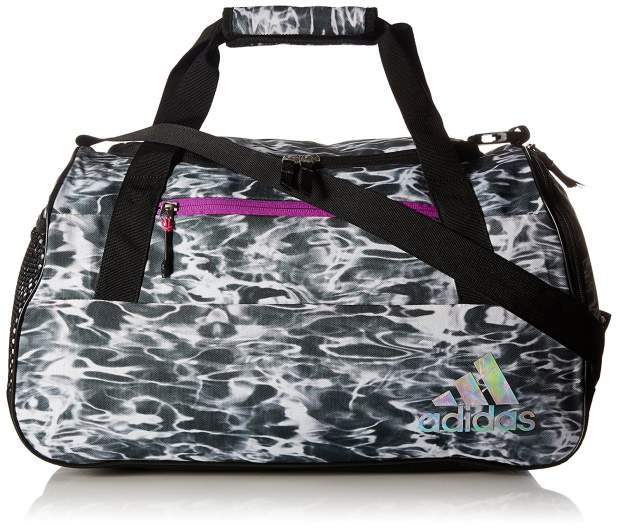 Adidas Squad III duffel, best duffel travel bags, best duffel bags planes, best vacation duffel bag