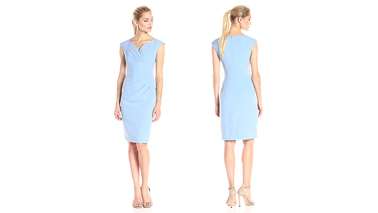 work dresses, dresses for work, office dresses, business dress, work clothes for women, petite dresses, Adrianna Papell