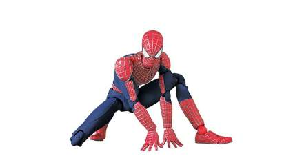 amazing spider-man 2 action figure