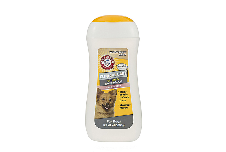 Image of arm & hammer clinical care dog toothpaste