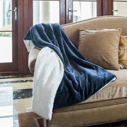 throw blankets, sherpa throw blanket