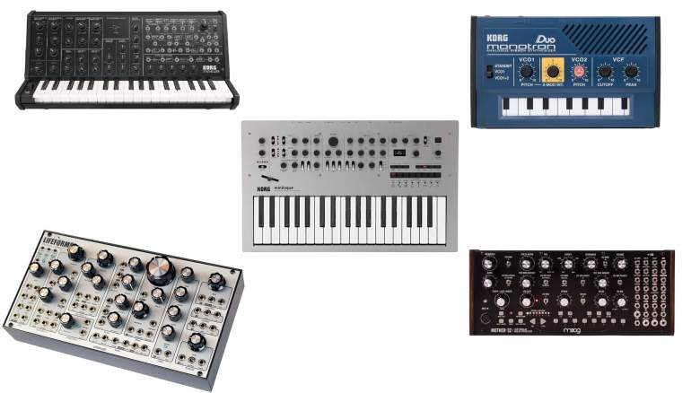 best cheap analog synthesizers