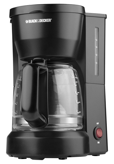BLACK+DECKER coffee maker, cheap coffee maker