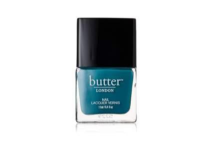 turquoise nail polish, teal nail polish, mint nail polish, butter LONDON Slapper