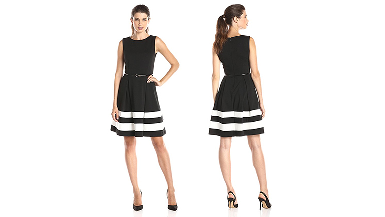 work dresses, dresses for work, office dresses, business dress, work clothes for women, Calvin Klein
