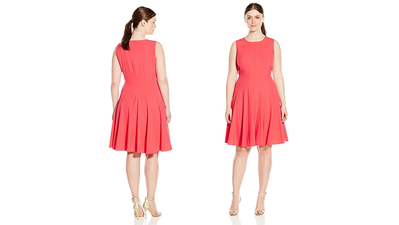 work dresses, dresses for work, office dresses, business dress, work clothes for women, plus size dresses, Calvin Klein