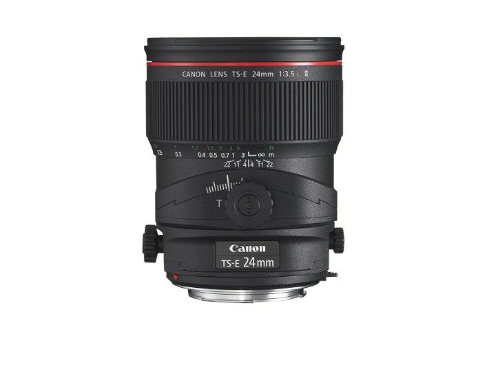 Canon 24mm f3.5L Tilt Shift