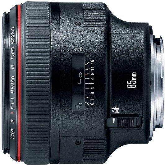 Canon EF 85mm f1.2L