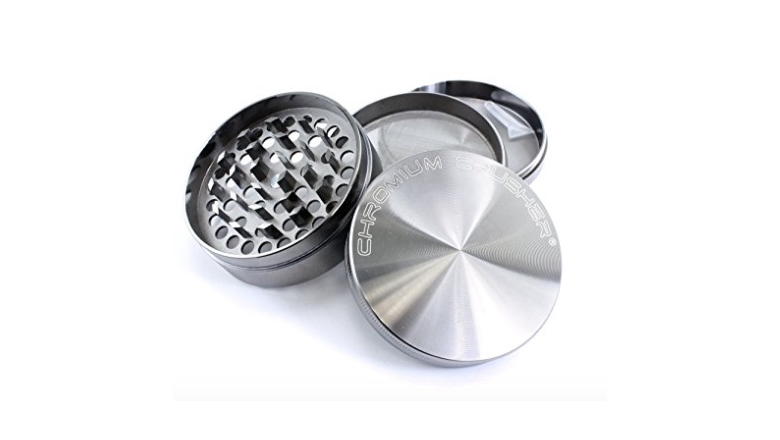 chromium crusher grinders