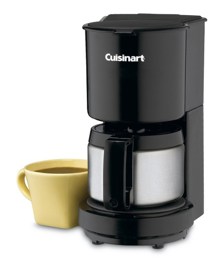 cuisinart, cuisinart coffee maker