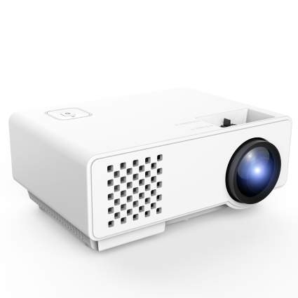 dbpower rd-810 best projector, best projectors for home, best cheap projectors, best projectors for movies