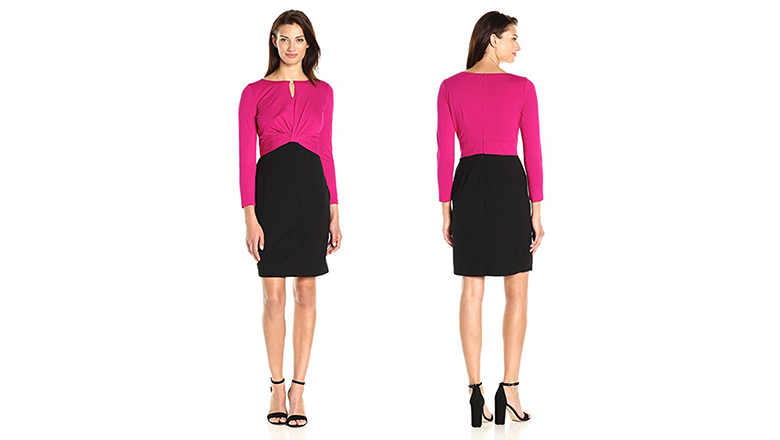 work dresses, dresses for work, office dresses, business dress, work clothes for women, Ellen Tracy