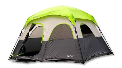 forfar cheap family tent