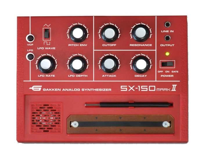 Gakken SX cheap analog, best cheap analog synth, affordable analog synth, cheap analog synthesizers