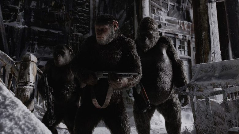 War for the Planet of the Apes screenshots, War for the Planet of the Apes stills, War for the Planet of the Apes images