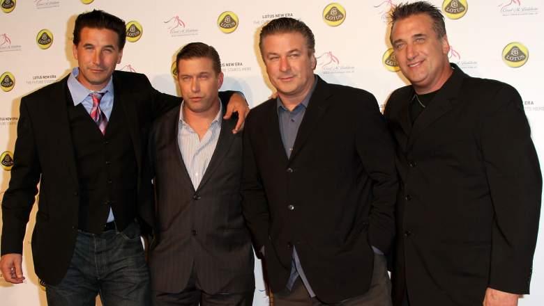 Alec Baldwin Brothers, Alec Baldwin's Family, William and Daniel Baldwin
