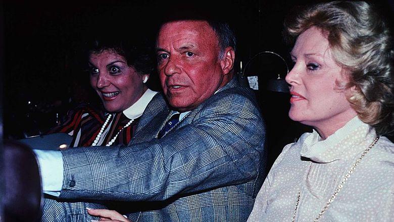Barbara Sinatra kids