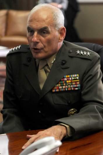 John Kelly Military career, John Kelly Military service, Chief of Staff John Kelly