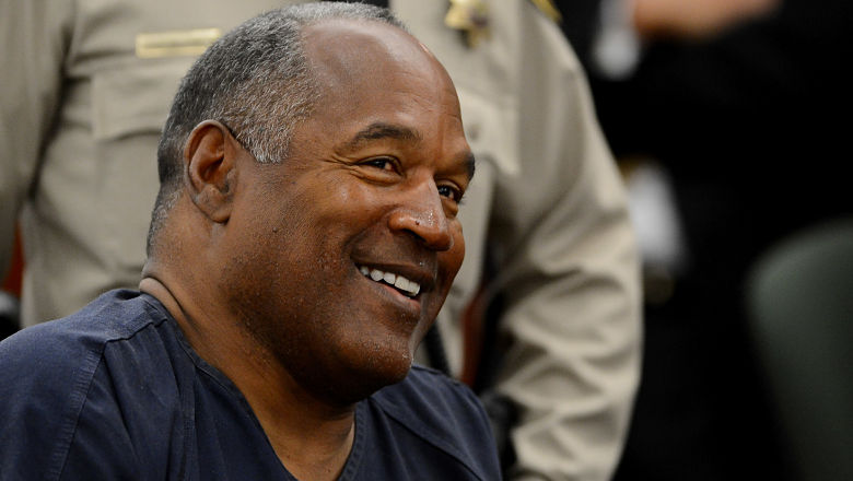 O.J. Simpson denied new trial after five years locked up