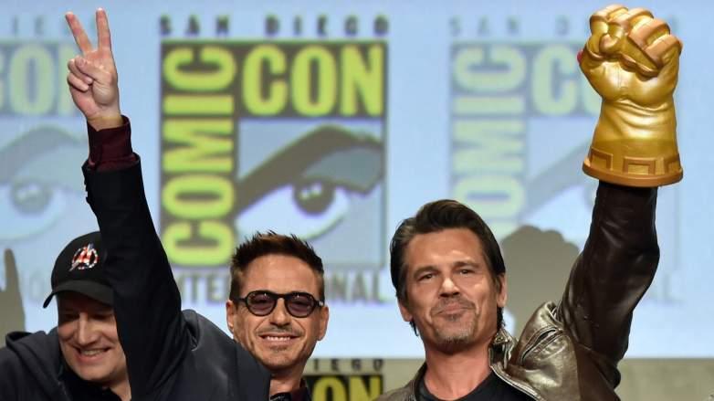 Avengers Infinity War, Josh Brolin Thanos