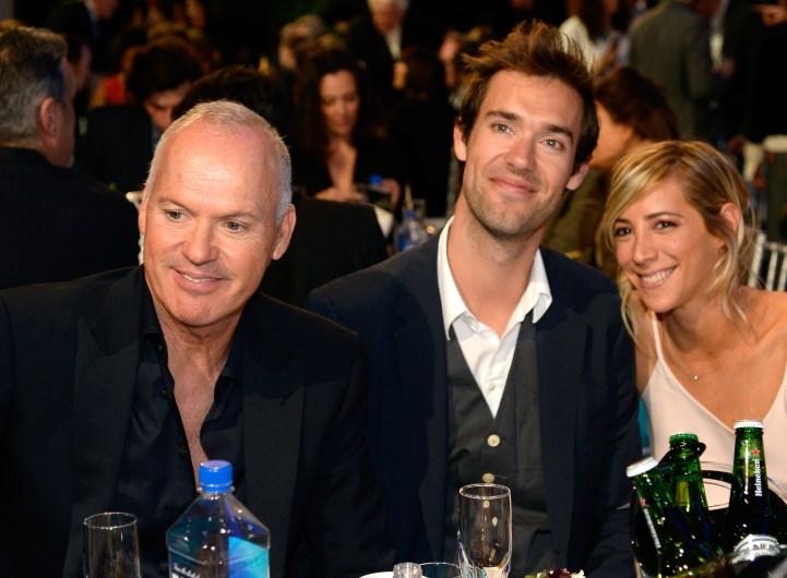 Sean Douglas, Michael Keaton son, Michael Keaton family, Michael Keaton wife, Caroline McWilliams