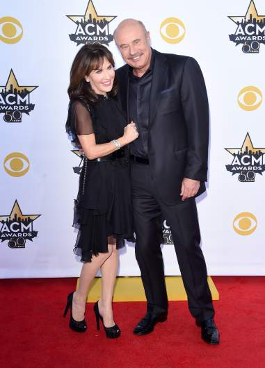 Dr. Phil Net Worth, Robin McGraw, Dr. Phil Wife