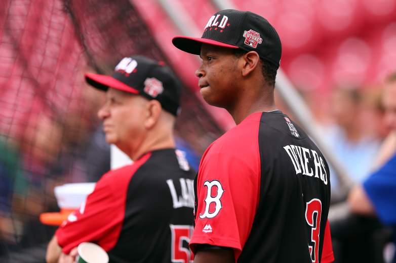 Rafael Devers Red Sox, Devers Red Sox