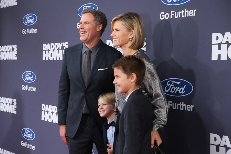 Will Ferrell wife, Will Ferrell family, Vivica Paulin bio, Will Ferrell kids