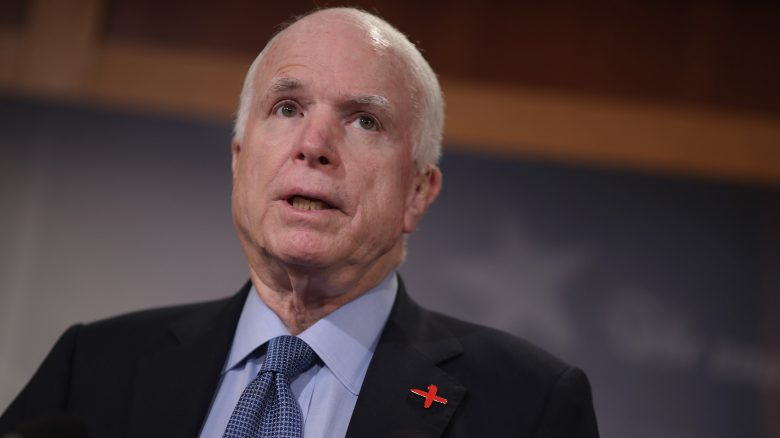 John McCain, John McCain senate, John McCain congress