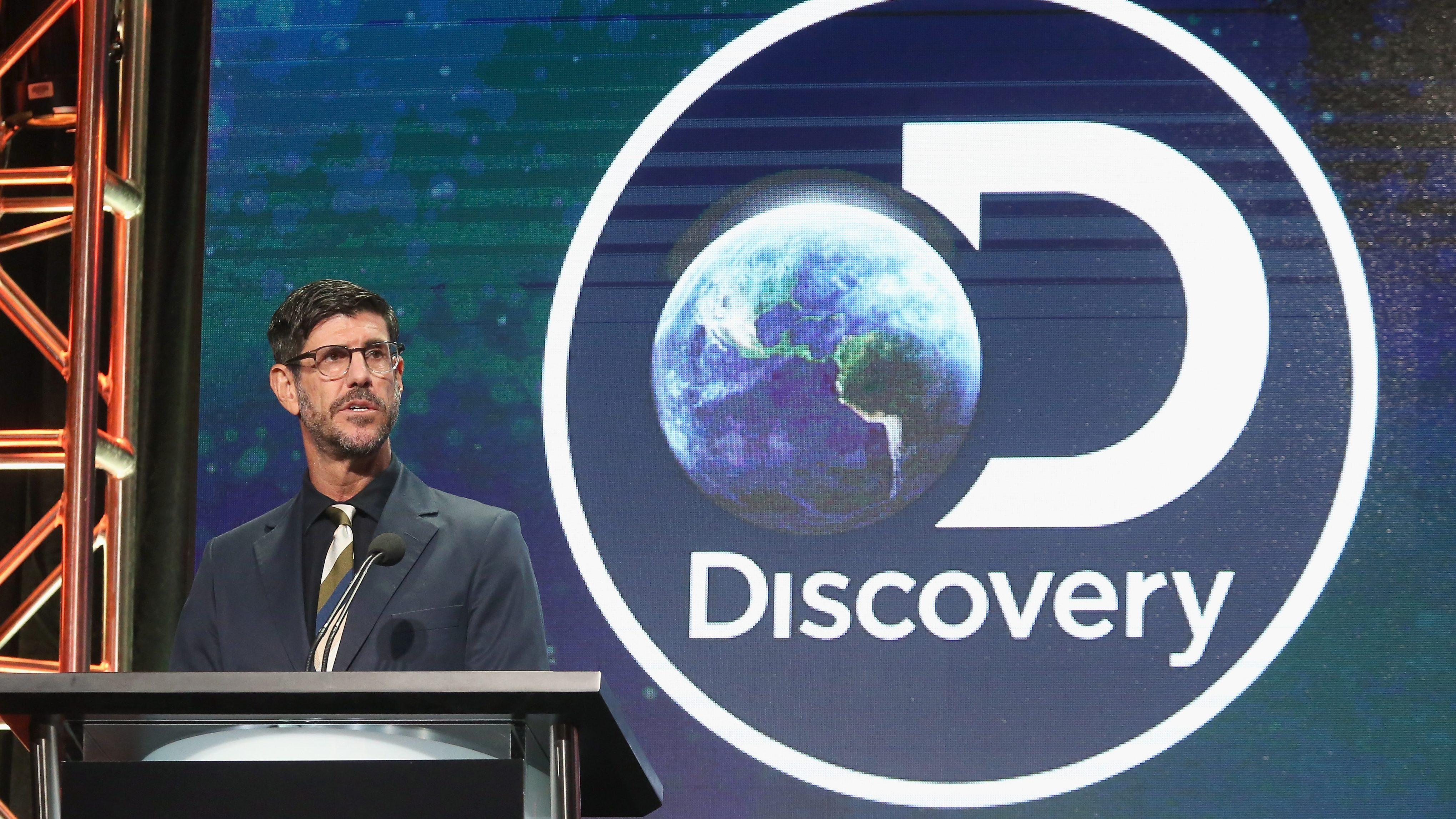 Discovery Live Stream