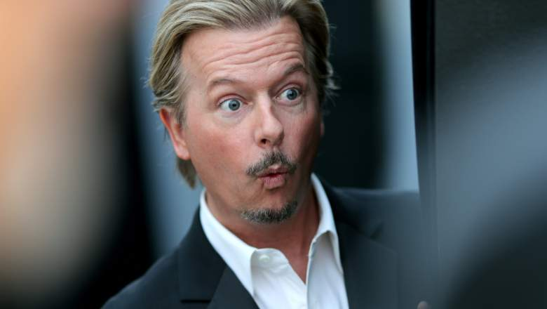 Is David Spade in a relationship, who is david spade dating, david spade and naya rivera, david spade child, david spade wife