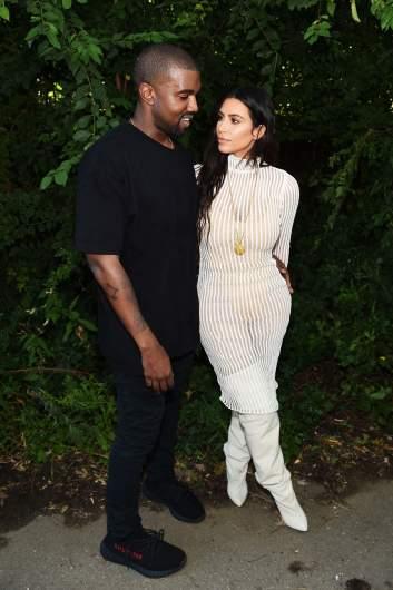 Kim Kardashian surrogate