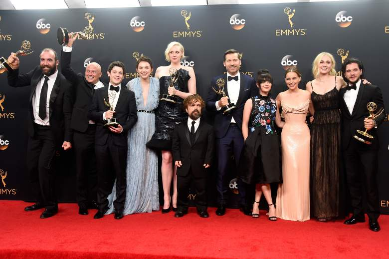 Game of Thrones cast, Game of Thrones emmy, Game of Thrones emmy awards