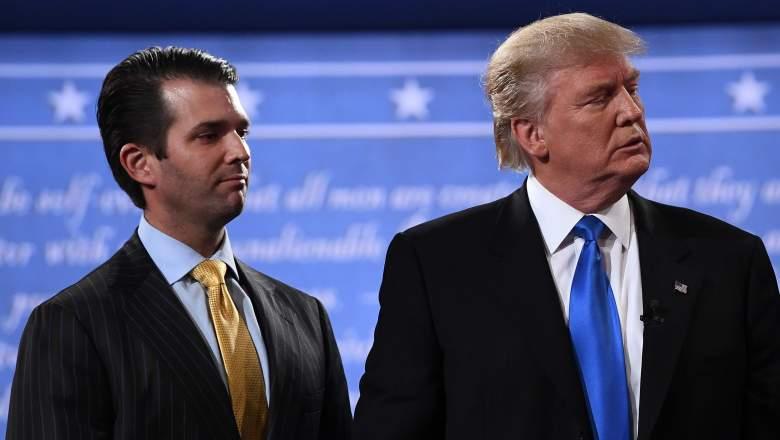 Donald Trump Jr. father, Donald Trump Jr. relationship, Donald Trump Jr. Russia