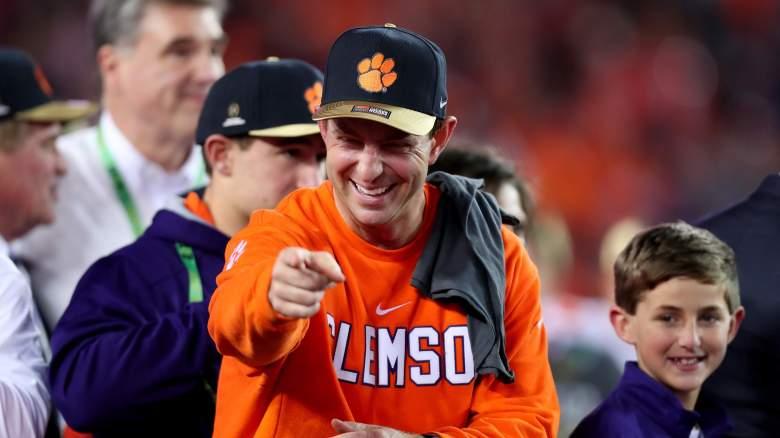 clemson, college football, power rankings, top best teams