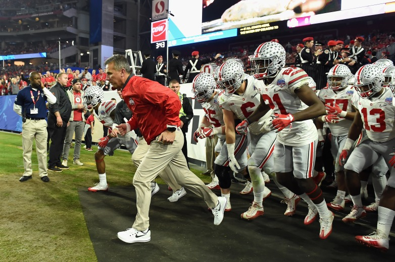 college football power rankings, ohio state, preseason